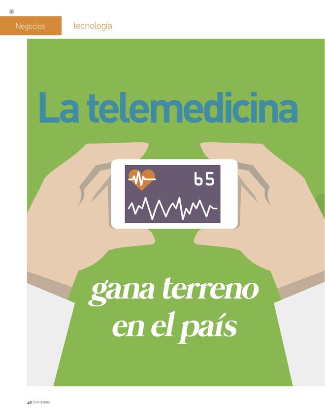 La telemedicina gana terreno